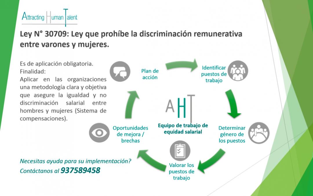Ley N° 30709